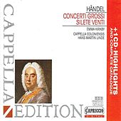 Handel: Concerti Grossi, Opp. 3 & 6 by Various Artists