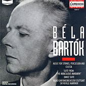 Bartok, B.: The Miraculous Mandarin Suite / Dance Suite / Music for Strings, Percussion and Celesta by Neville Marriner