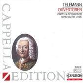 Telemann: Overtures by Hans-Martin Linde