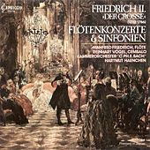 Frederick Ii: Sinfonias / Flute Concertos by Various Artists