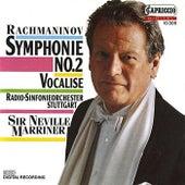 Rachmaninov: Symphony No. 2 - Vocalise by Neville Marriner