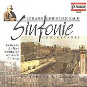 Bach, J.C.: Sinfonie Concertanti, Vol. 2 by Various Artists
