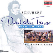 Schubert, F.: 5 German Dances / 5 Minuets and 6 Trios / 3 Kleine Stucke by Budapest Strings