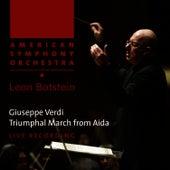 Verdi: Aida - Triumphal March by American Symphony Orchestra