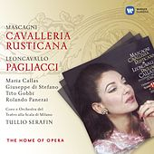 Pagliacci & Cavalleria Rusticana by Various Artists