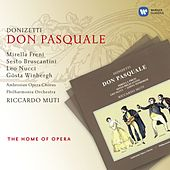 Donizetti: Don Pasquale by Various Artists
