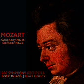 Mozart: Symphony No. 36 in C Major, Serenade No. 13 in G Major by BBC Symphony Orchestra