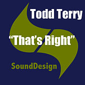 That's Right by Todd Terry