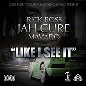 Like I See It - EP by Jah Cure