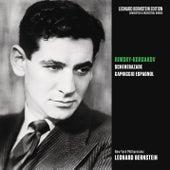 Rimsky-Korsakov:  Shéhérazade; Capriccio espagnol by Leonard Bernstein