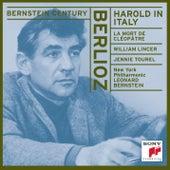 Berlioz:  Harold in Italy, Op. 16; La mort de Cléopâtre by Leonard Bernstein
