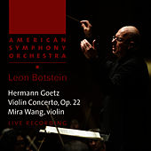 Goetz: Violin Concerto in G Major by American Symphony Orchestra