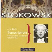 Johann Sebastian Bach : Transcriptions by Leopold Stokowski
