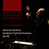 Brahms: Academic Festival Overture, Op. 80 by American Symphony Orchestra