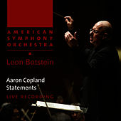 Copland: Statements by American Symphony Orchestra