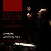 Harris: Symphony No. 3 by American Symphony Orchestra