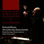Wilson: The Cello Has Many Secrets by American Symphony Orchestra