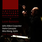 Carpenter: Violin Concerto by American Symphony Orchestra