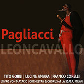 Leoncavallo: Il Pagliacci by Tito Gobbi