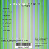 Chris Turner Live in New York by Chris Turner
