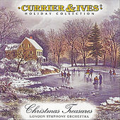 Christmas Treasures: Currier & Ives Holiday Collection by London Symphony Orchestra
