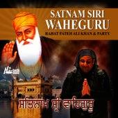 Satnam Siri Wahe Guru by Rahat Fateh Ali Khan