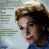 Elisabeth Schwarzkopf Sings Lieder by Elisabeth Schwarzkopf