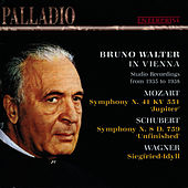 Bruno Walter in Vienna - Studio Recordings from 1935 to 1938 by Vienna Philharmonic Orchestra