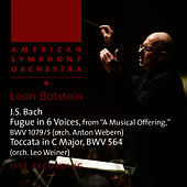 Bach Orchestrations by American Symphony Orchestra