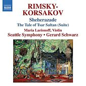 Rimsky-Korsakov: Scheherazade by Various Artists