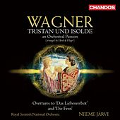 Wagner: Tristan und Isolde, an Orchestral Passion by Neeme Jarvi