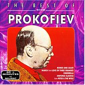 The Best of Prokoviev by Various Artists