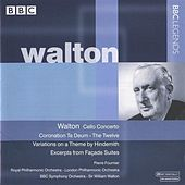Walton - Walton: Cello Concerto / Variations on a Theme by Hindemith / Facade (excerpts) (1959-1968) by Various Artists