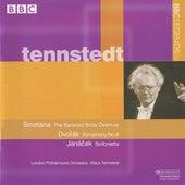 Tennstedt - Smetana: The Bartered Bride Overture - Dvorak: Symphony No. 8 - Janacek: Sinfonietta by Klaus Tennstedt