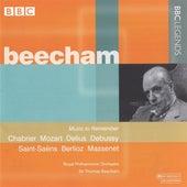 Beecham - Chabrier, Mozart, Delius, Debussy, Saint-Saens, Berlioz, Massenet (1955-1959) by Thomas Beecham