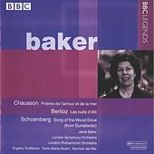 Baker - Chausson, Berlioz, Schoenberg by Various Artists