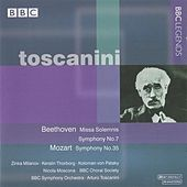 Toscanini - Cherubini, Mozart, Beethoven (1935, 1939) by Various Artists