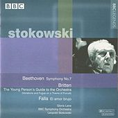 Stokowski - Beethoven: Symphony No. 7 - Britten: The Young Person's Guide to the Orchestra - Falla: El amor brujo (excerpts) (1963, 1964) by Various Artists