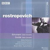 Rostropovich - Schumann: Cello Concerto - Dvorak: Cello Concerto by Various Artists