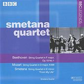 Smetana Quartet - Beethoven: String Quartet No. 1 - Mozart: String Quartet No. 20 - Smetana: String Quartet No. 1 by Smetana Quartet