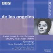 De los Angeles - Scarlatti, Schubert, Schumann, Ravel, Duparc, Brahms (1957) von Various Artists