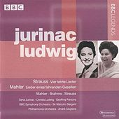 Jurinac - Strauss,  Mahler, Brahms (1957-1968) by Various Artists