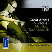 Great Artists in Prague - Mstislav Rostropovich by Mstislav Rostropovich