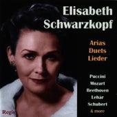 Elisabeth Schwarzkopf performs Arias, Duets & Lieder by Elisabeth Schwarzkopf