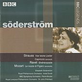 Sodestrom - Strauss, Ravel, Mozart (1971-1976) by Various Artists