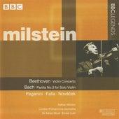 Milstein - Beethoven, Milstein, Paganini, Falla, Novacek (1957-1968) by Various Artists