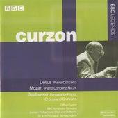 Curzon - Delius: Piano Concerto - Mozart: Piano Concerto No. 24 - Beethoven: Choral Fantasy by Clifford Curzon