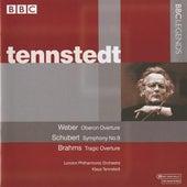 Tennstedt - Weber: Oberon Overture - Schubert: Symphony No. 9 - Brahms: Tragic Overture by Klaus Tennstedt