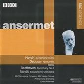 Ansermet - Haydn, Debussy, Beethoven, Bartók by Ernest Ansermet