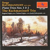 Rachmaninov, S.: Trios Elegiaques Nos. 1 and 2 (The Rachmaninoff Trio) by The Rachmaninoff Trio